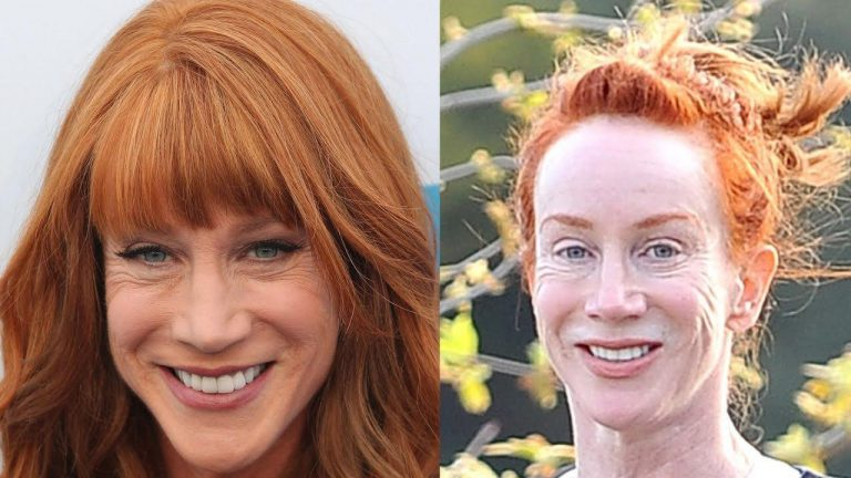 Top 25 Unrecognizable Photos of Celebrities Without Makeup 4