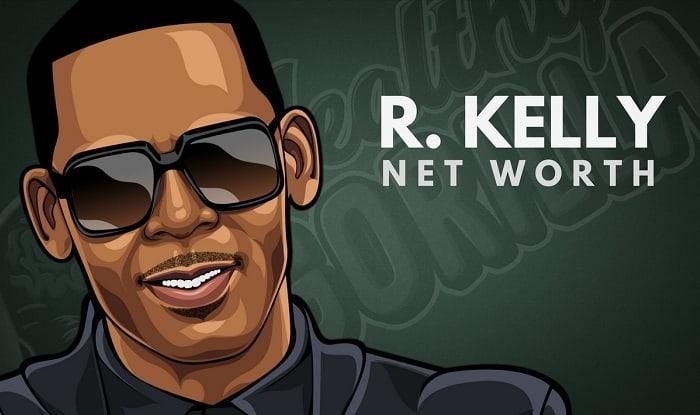 R Kelly Net Worth