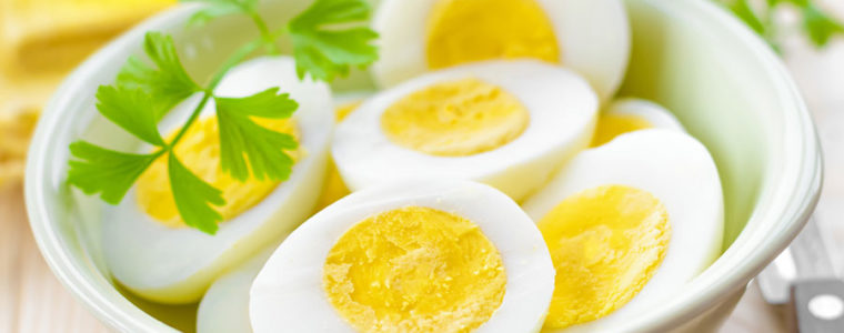 health benefits of boiled eggs