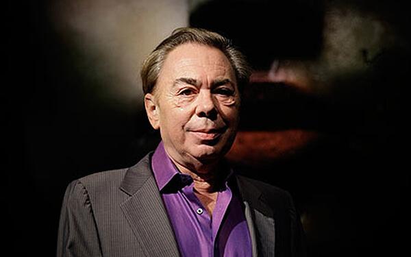 Andrew Lloyd Webber top richest living musician