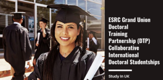 ESRC Grand Union Doctoral Training Partnership