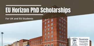 Fully-Funded EU Horizon PhD Positions for UK and EU Students