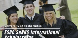 University of Roehampton ESRC SeNNS International