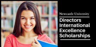 Directors International Excellence Scholarships