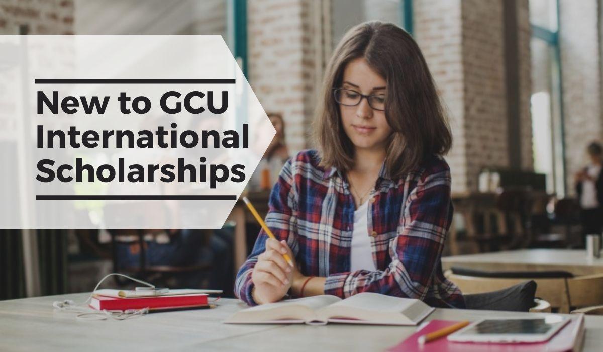 New to GCU International Awards,