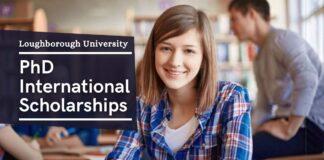 PhD International awards at Loughborough University