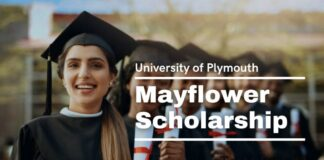 University of Plymouth Mayflower Funding for USA Students