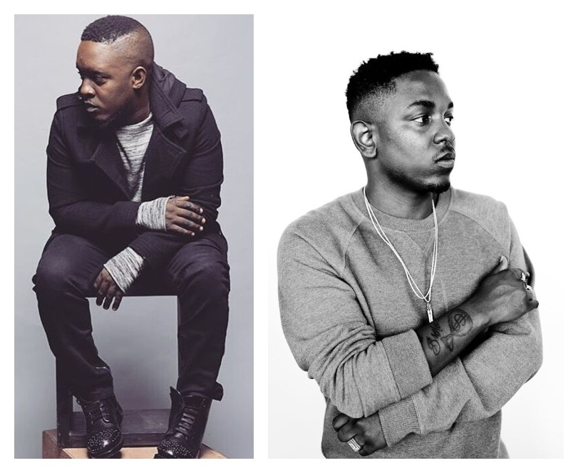 M.I Abaga and Kendrick Lamar