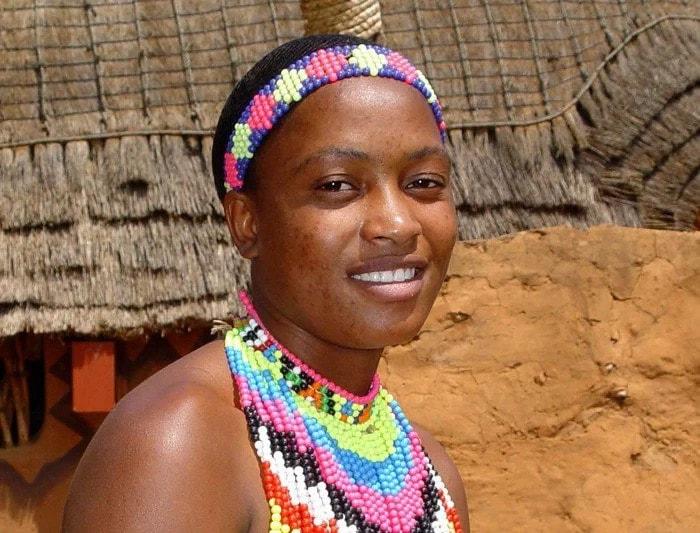 zulu girl
