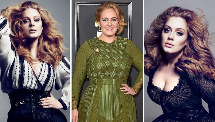 Adele Beautifil Singer 2017