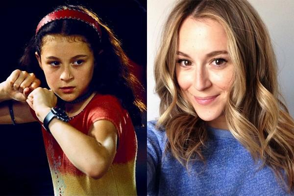 Alexa Penavega then and now 2017