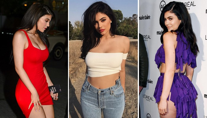 Kylie Jenner Beautiful Girl 2017