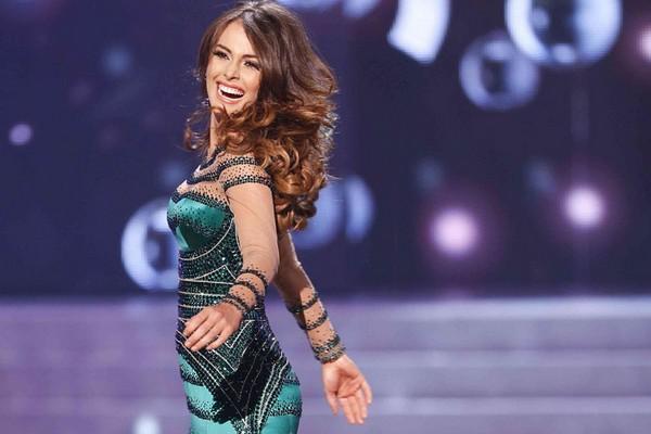 Miss Universe Irene Esser