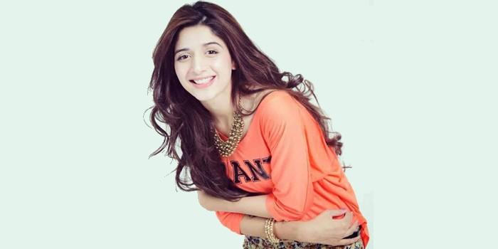 Mode Actress Mawra Hocane