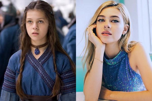 Nicola Peltz then and now 2017