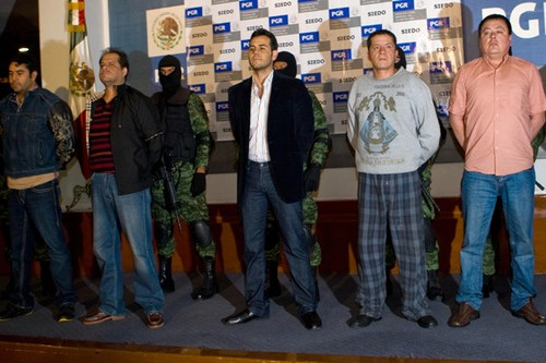 Sinaloa Cartel Gang