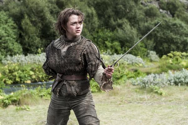 Arya the Joan of Stark