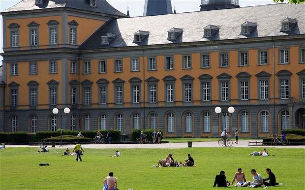 germany university