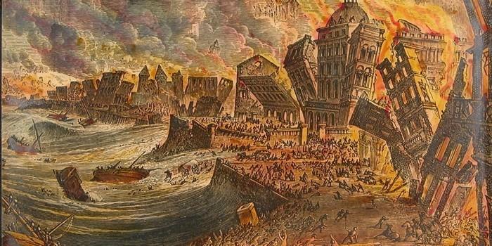 1755 Lisbon Tsunami