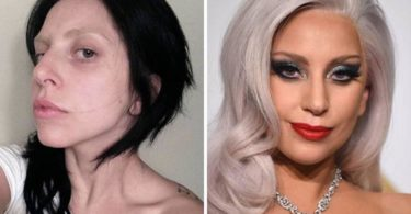 Top 25 Unrecognizable Photos of Celebrities Without Makeup 8