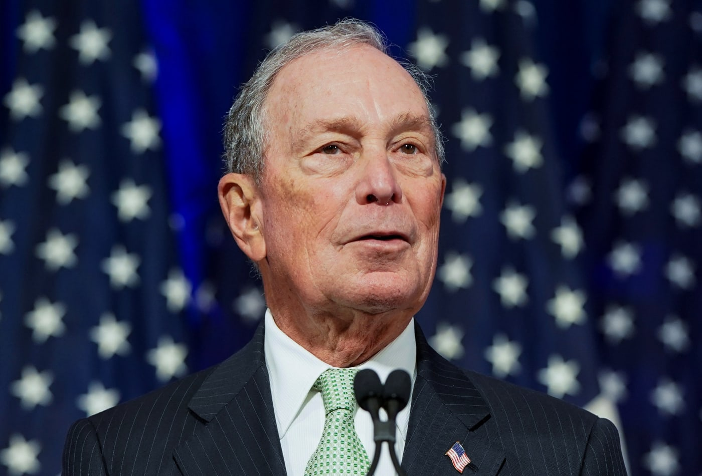Michael Bloomberg Net Worth